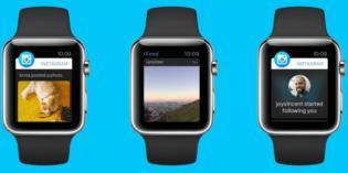 Instagram elimina su app para el Apple Watch