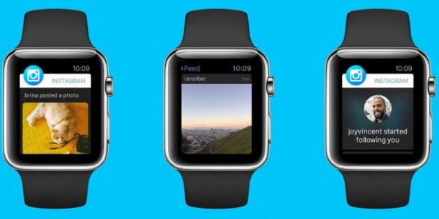 Instagram elimina su app para el Apple Watch