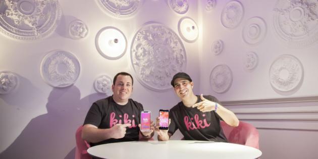 Kiki, la app que te permite pagar por citas
