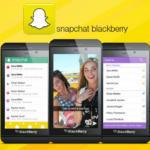Snap, demandada por BlackBerry