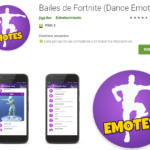 Una app de bailes de Fortnite, entre las más descargadas de Android