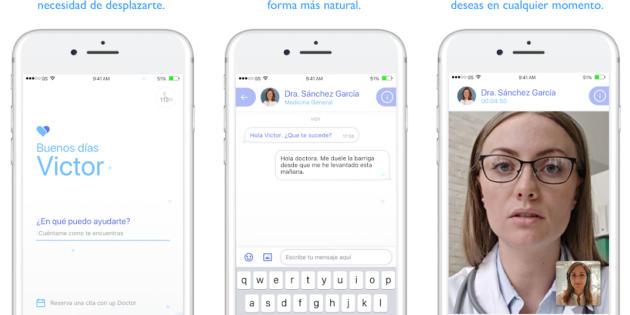 Nace Elma Care, una app para llevar la consulta del médico al móvil