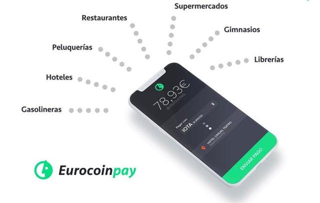 """Eurocoinpay: """"Queremos competircon PayPal, Stripe, Google o Amazon"""""""