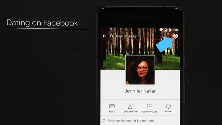 Facebook le plantará cara a Tinder