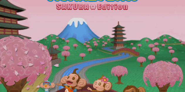 Super Monkey Ball: Sakura Edition, ya disponible en iOS y Android
