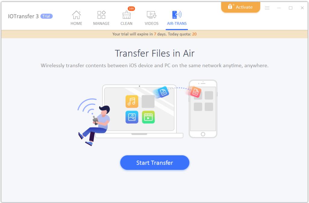 IOTransfer 3 llega con nuevas funciones para transferir archivos desde el iPhone