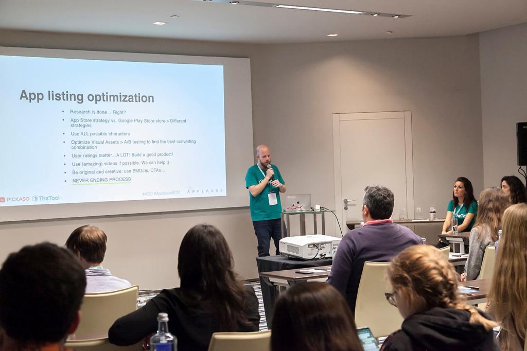 Más de 250 profesionales del marketing de apps se dieron cita en Applause 2018