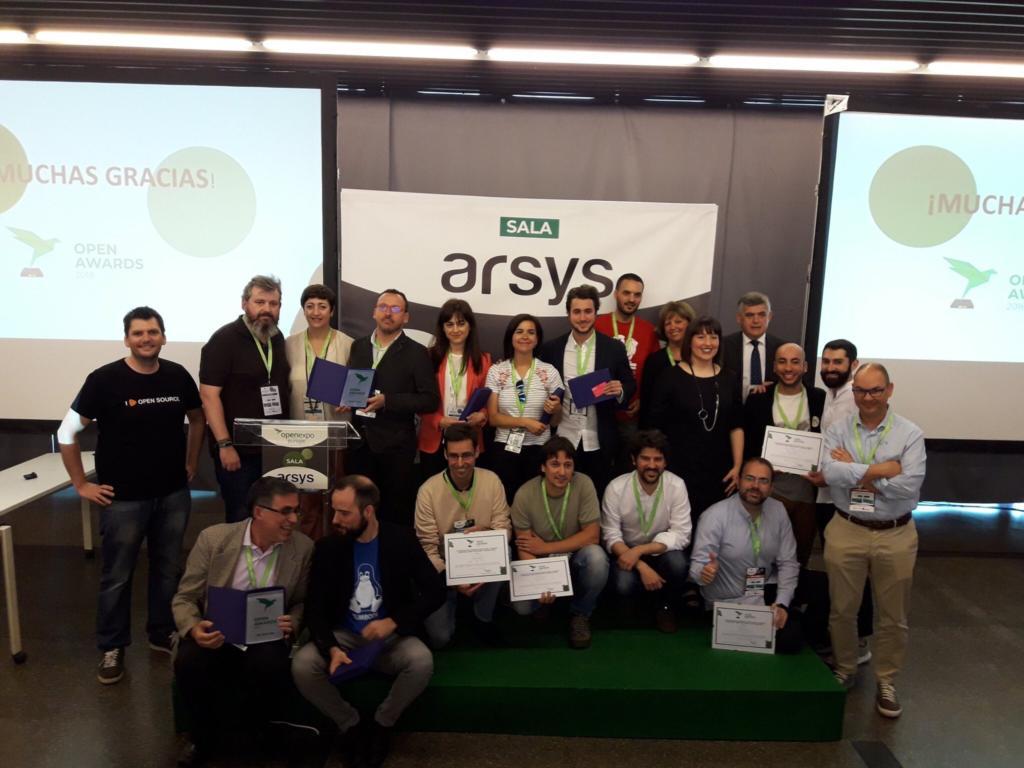 Bnext, escogida como mejor app europea en los Open Awards 2018