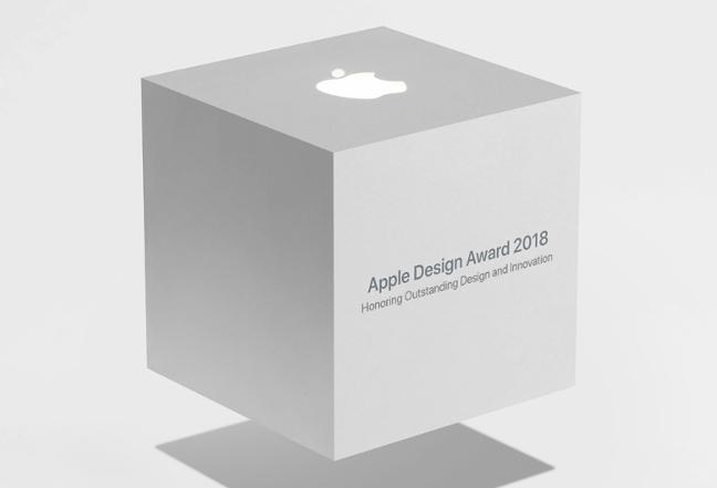 Estas son las apps de iOS con mejor diseño del año