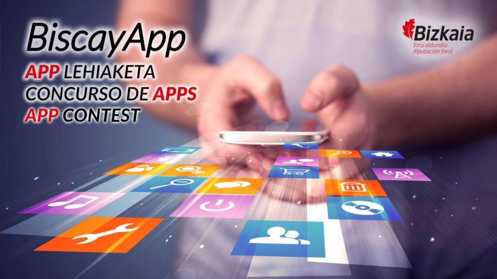 BiscayApp premiará a las mejores apps de silver economy, data intelligence, energía y manufactura