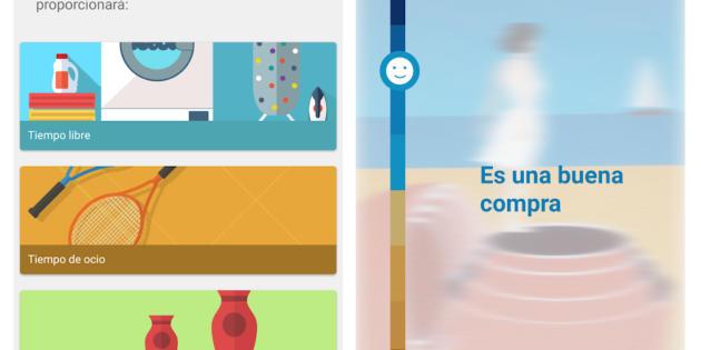 GüdThings, la app que mide la felicidad que da comprar un objeto