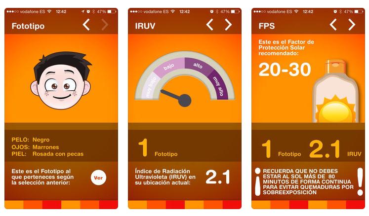 5 apps que te protegerán del sol este verano