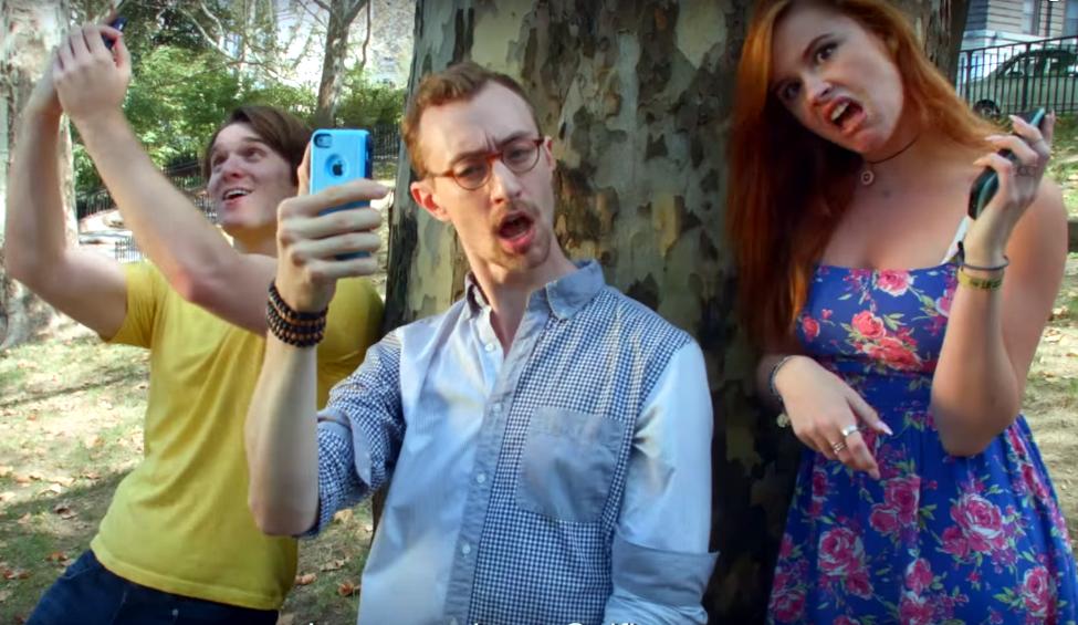Selfie, el musical