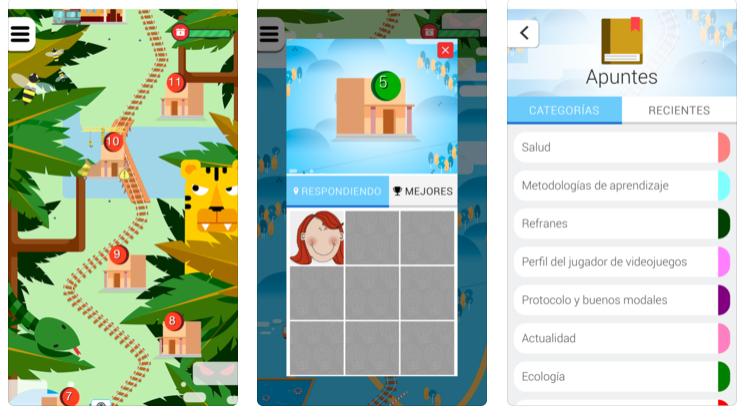 Trainapp, la app que permite aprender y recordar lo aprendido