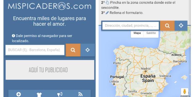 Mispicaderos, el Google Maps de los 'aquí te pillo, aquí te mato'