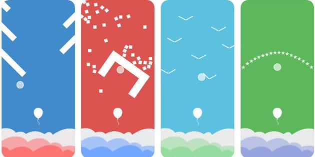 Rise Up, el juego donde te conviertes en protector de un globo