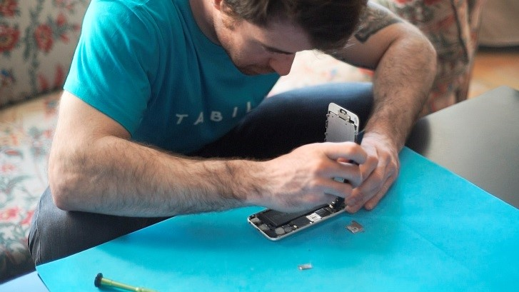 """Tabili: """"El 94% de las reparaciones de smartphones están relacionadas con la pantalla"""""""