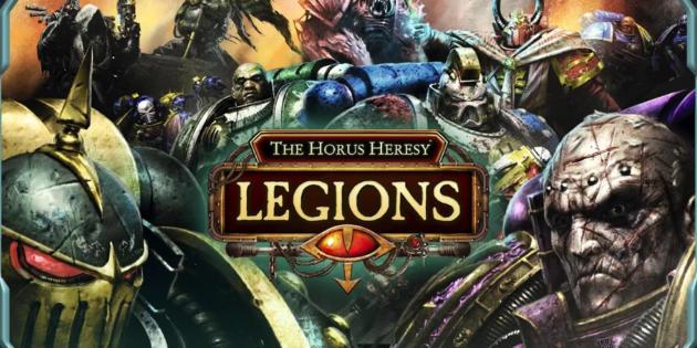 The Horus Heresy: Legions lleva el universo Warhammer 40.000 al móvil
