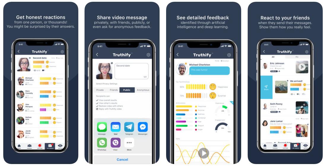 Truthify, la app que analiza microgestos para evitar malentendidos