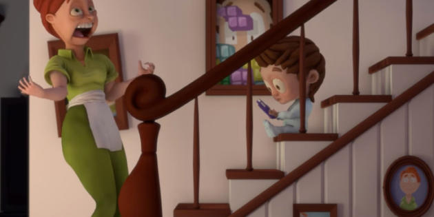 Glued o cómo acabar con la adicción de tu hijo a los videojuegos