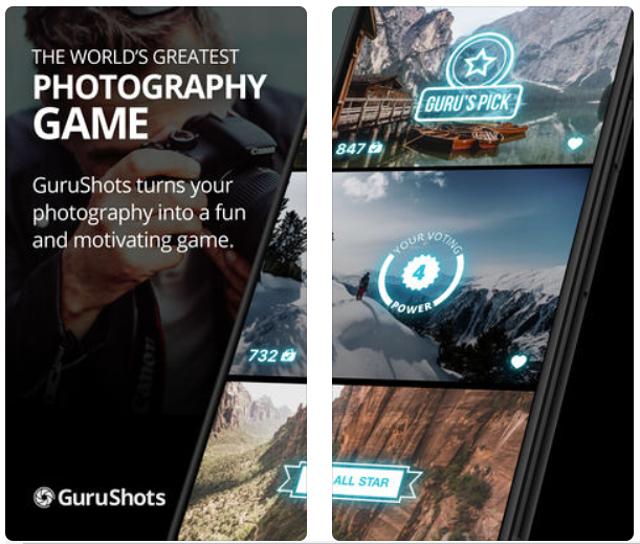 Por qué GuruShots es el nuevo viejo Instagram