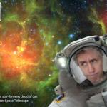 La NASA lanza una app para que te tomes selfies en el espacio