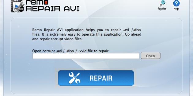 Repara tus archivos AVI dañados con Remo Repair AVI