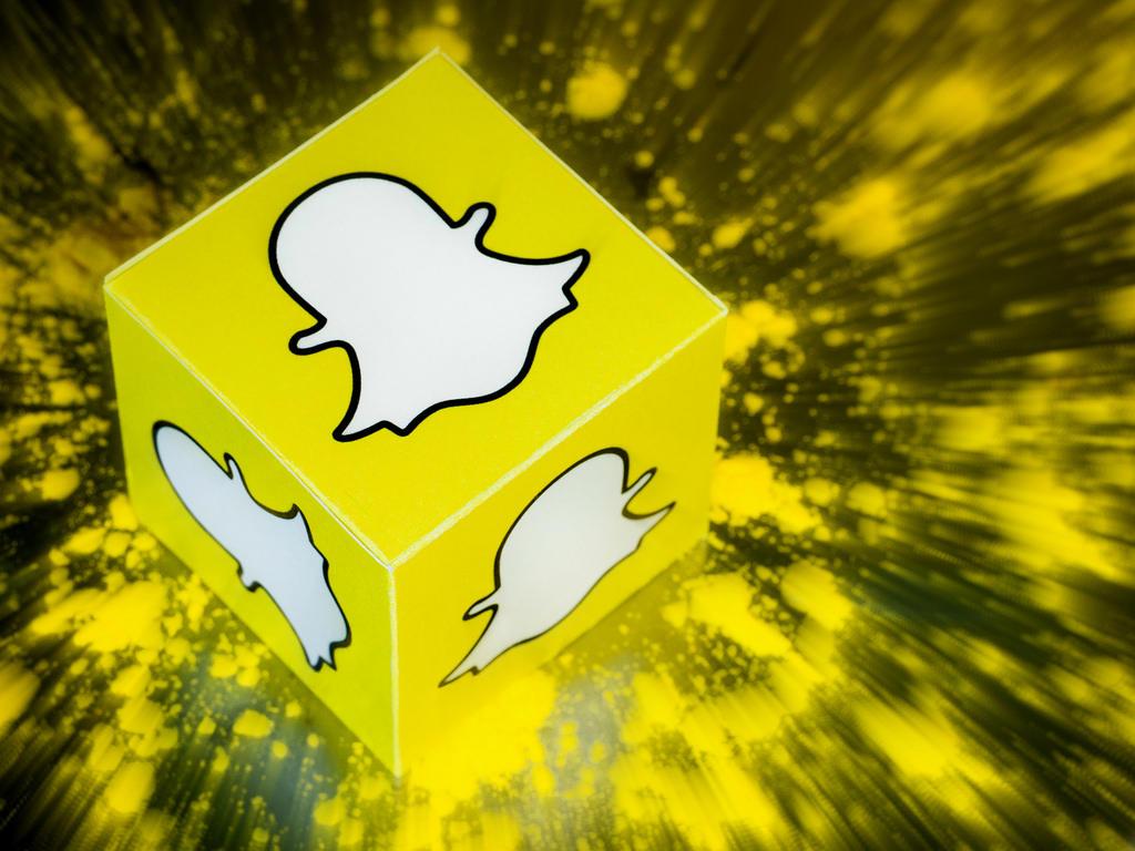 Snapchat crece en usuarios