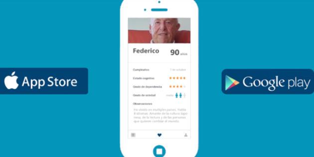 Adopta un Abuelo, la app para que puedas disfrutar de tu propio yayo