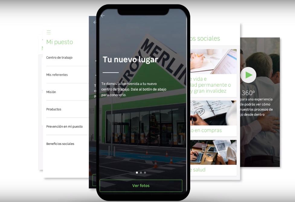 Leroy Merlin crea una app para facilitar la incorporación de nuevos talentos