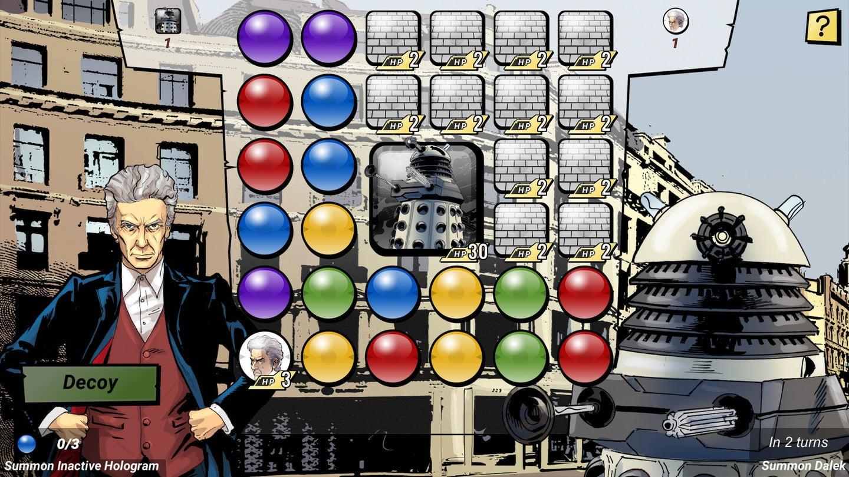 Doctor Who Infinity cambia la Tardis por tu smartphone