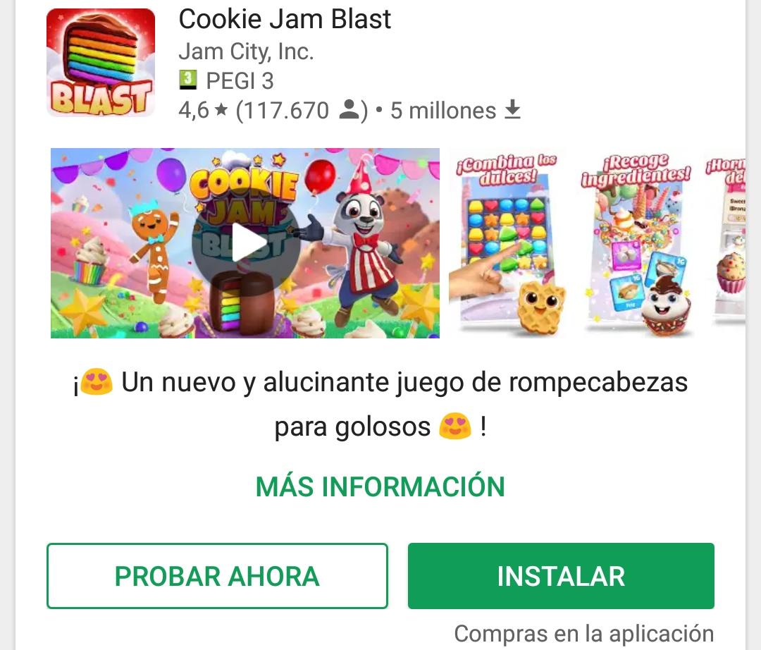 Ya puedes probar juegos en Google Play sin descargarlos