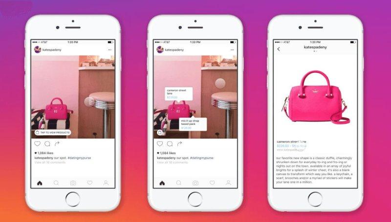 Instagram podría lanzar una app de compras independiente