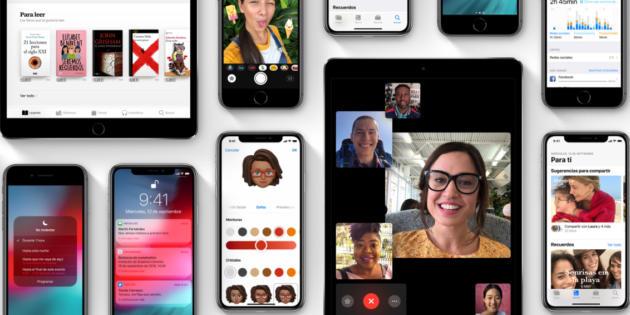 Las novedades más interesantes que trae iOS 12
