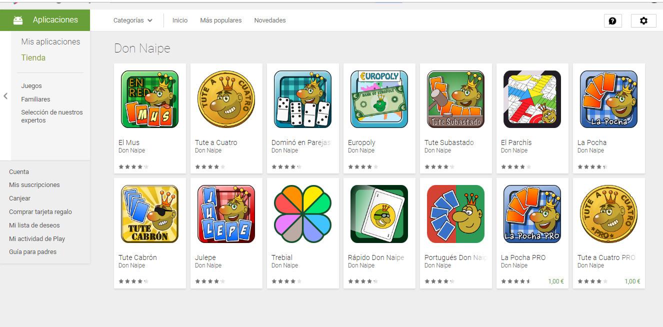 El desarrollador que ha llevado los juegos de cartas más famosos a las tiendas de apps