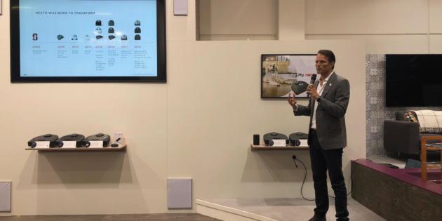 """Neato Robotics: """"Nuestra app te permite dibujar líneas en tu casa para que nuestros robots solo limpien ahí"""""""