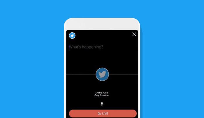 Periscope y Twitter añaden retransmisiones de audio