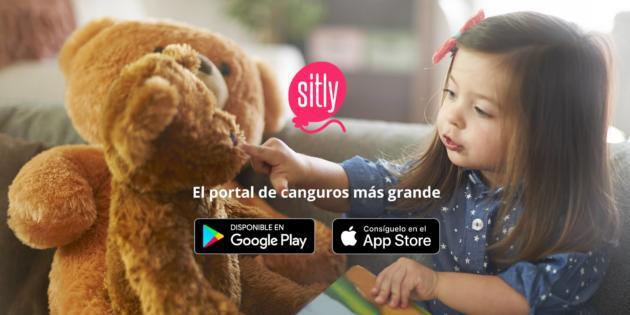 Sitly, la web para buscar canguro, estrena app móvil