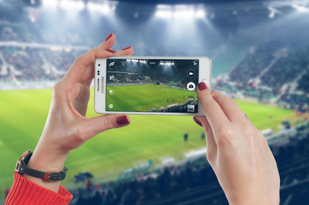 Las 3 apps indispensables para seguir los deportes