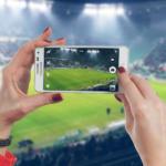 ¿Cómo ver el fútbol y apostar en el móvil al mismo tiempo?