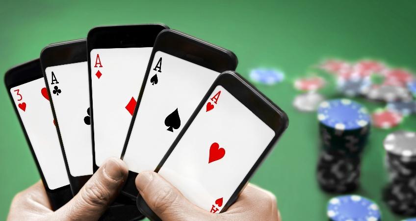 Los juegos móviles y el casino móvil son el futuro de la industria del videojuego