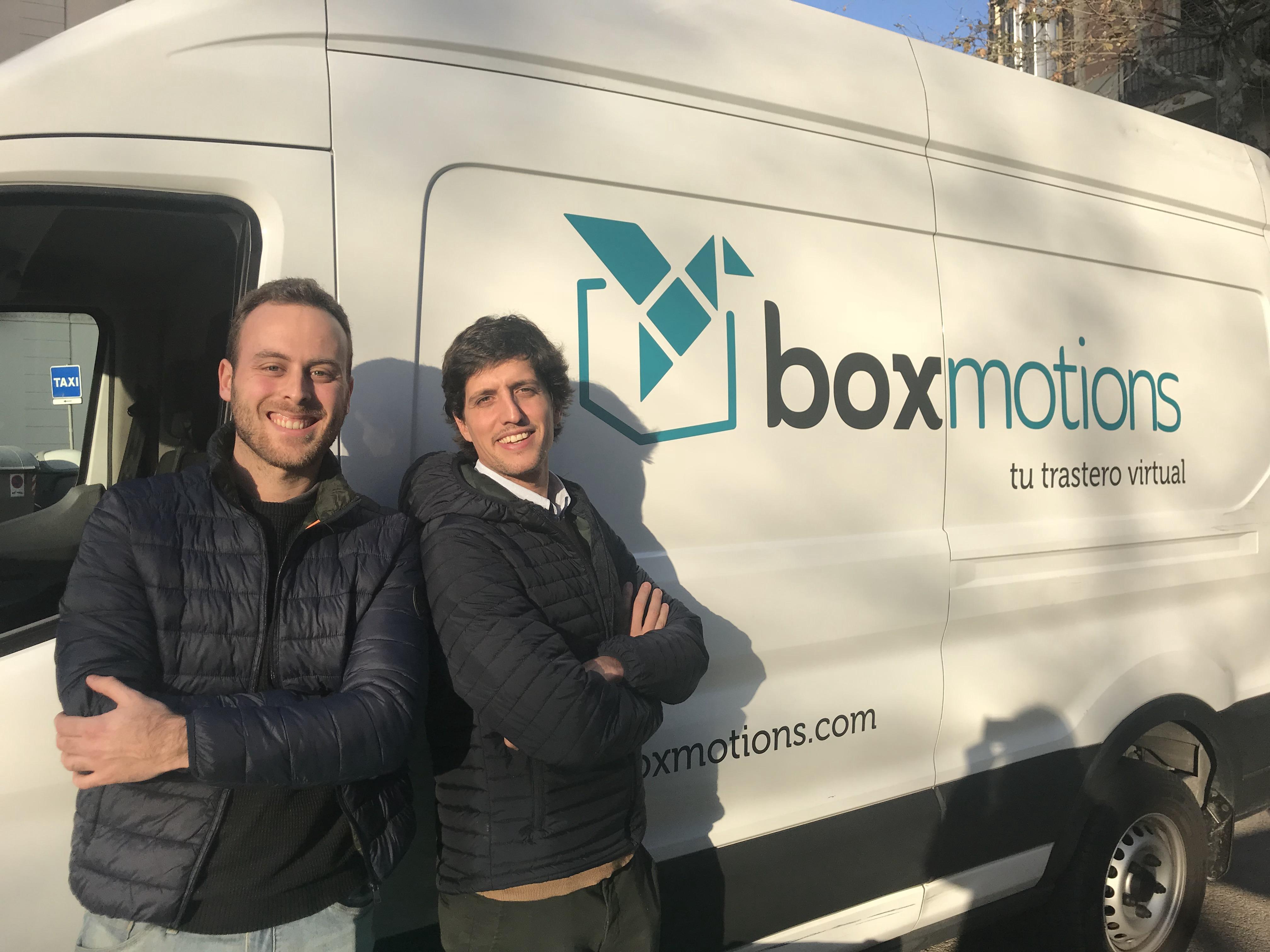 """Boxmotions: """"Somos capaces de deslocalizar los trasteros del centro de las ciudades"""""""