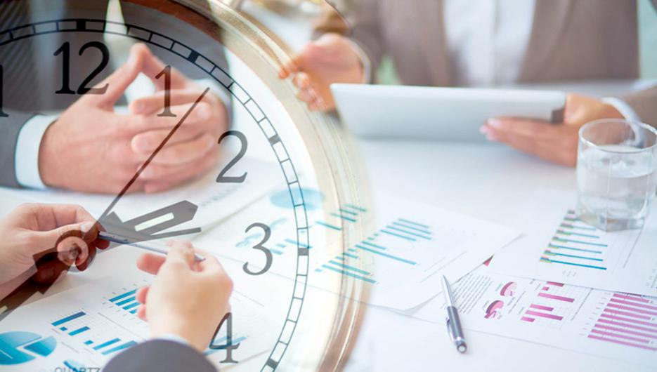 Control de las jornadas laborales usando aplicaciones