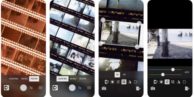 FilmLab extrae las fotos de tus viejos negativos y las digitaliza