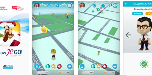 El Vaticano lanza Follow JC Go!, su propio Pokémon Go