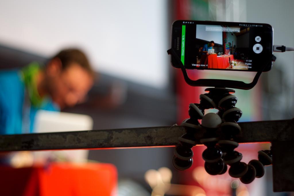 Consejos útiles para hacer vídeo móvil o MoJo desde el entorno Android