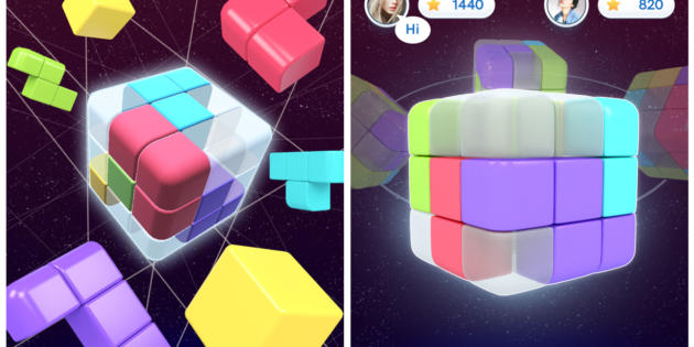 Xcube Master, el primer juego de puzles 3D multijugador
