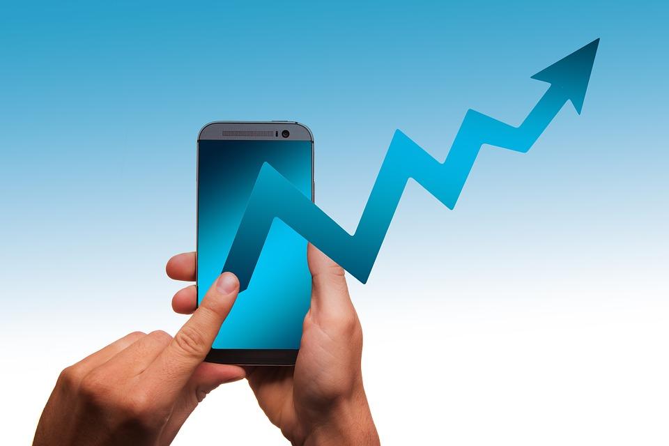 Instagram, Amazon y Spotify son las apps que cuentan con mayor ratio de crecimiento