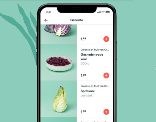 La app de venta de alimentos Crisp cierra una ronda de 3 millones de euros