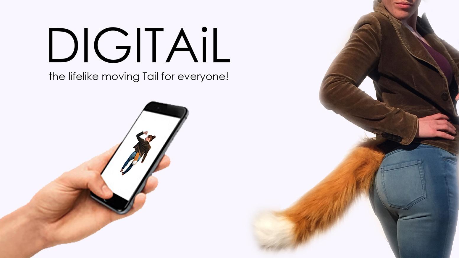 DigiTail, hazte con tu propia cola y contrólala vía app
